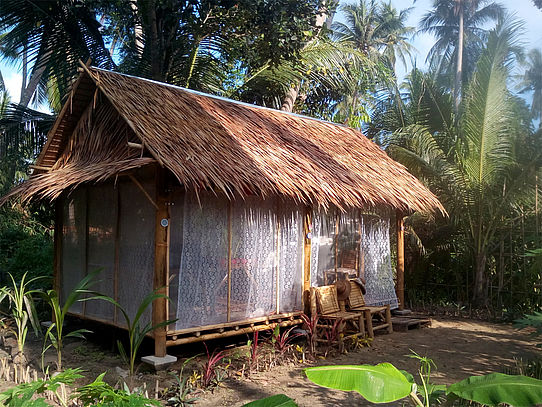 Rent the Bamboo Hut